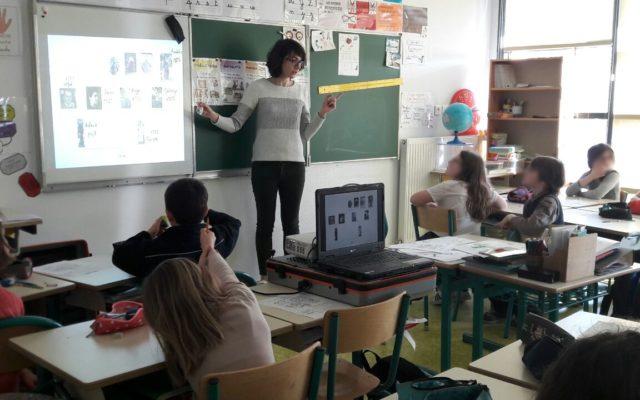 Atelier scolaire