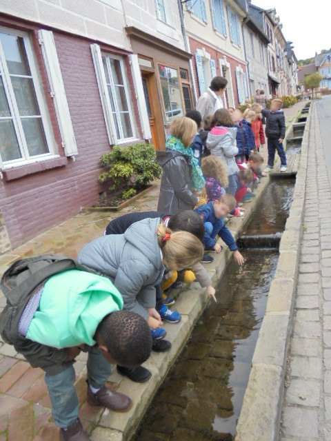 Le fil d'eau de la Grande rue